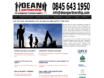 Dean Partnership Health, Safety Training Consultants - Construction Specialists - North West UK