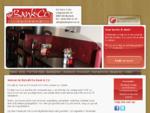 Eetcafeacute; de Bank Co in Bunnik