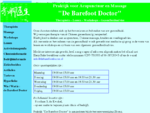 De Barefoot Doctor; Acupunctuur, Tuina therapie, massage, qi-gong Lessen, Workshops, ...