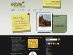 Čist račun, debit 0, besplatni online alat za kućne finansije | Debito