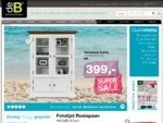 De Bommel Meubelen | Homepage - Eiken Meubelen, witte kasten, banken