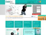 Debt Consolidation Specialists - Debt Fix. No Fix, No Pay!