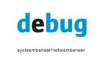 Debug Amsterdam Netwerkbeheer Systeembeheer onderhoud Mac OSX OS9 Windows