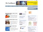De CaféKrant - het vakblad voor café bar kroeg en eetcafé - café nieuws - cafénieuws - horeca