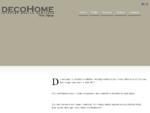 Διακόσμηση Σπιτιού - Ανακαίνιση Κατοικιών Γραφείων Καταστημάτων | Διακοσμητές DecoHome