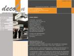 DECOIN - Κατασκευή Εκθεσιακών Περιπτέρων - Διακόσμηση, Μελέτη, Κατασκευή, Εκθέσεις, Διαφημιστικές ..