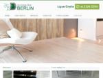 Decorações Berlin - Pisos Laminados, Pisos Elevados, Persianas, Cortinas e Carpetes