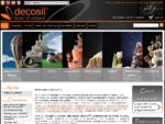 Produzione e vendita di stampi in silicone per cioccolatini, per decorazioni torte e stampi per cio