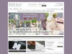 J-Line decoratie artikelen en geschenken van Decovi. | Home