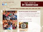 Eetcafe Karaoke Bar DE DAMMESAAN