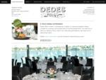 Dedes Restaurant | Waterfront Seafood Restaurant