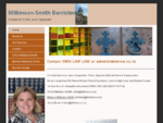 Wilkinson-Smith Criminal lawyer - Home