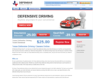 Defensive Driving Classes | Defensive Driving Classes Texas