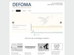 (c) 2013 DEFOMA GmbH | Manufaktur für individuelle Vermögensanlagen