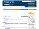 DEFRÉNOIS - lextenso éditions - Accueil