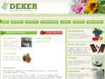 Deker Horticultural Suppliers