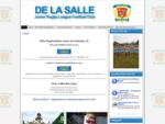 De La Salle Junior Rugby League Club raquo; Home