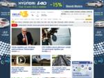 DELFI - Latvijas populārākais ziņu portāls. Aktuālās ziņas katru dienu, kā arī daudz citu jaunumu