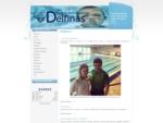 Šiaulių BĮ plaukimo mokyklos quot;Delfinasquot; internetinis puslapis.