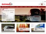 Bussbolag i stockholm, med bussresor, charterbuss och hyra av buss, bussuthyrning Delfinbuss