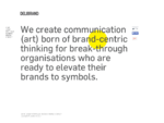 Digital, Brands and Design Agency Sydney | DELIBRAND - Creative Agency Sydney, Advertising Agency