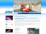 DNA - komponenty pre svetelnú techniku - O SPOLOČNOSTI