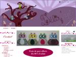 boutique en ligne de doudous, mobiles, peluches, coussins, deacute;corations - Delir039;ups