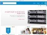 דף הבית של Dell - מחשבים, מחשבים ניידים, מדפסות, שרתים, ועוד - Dell homepage - Computers, not
