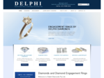 Wholesale Diamonds and Diamond Engagement Rings - Delphi Diamonds