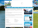 Hawkesbury Accommodation Wisemans Ferry Accommodation | Del Rio
