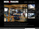 Delta Trailers Remorque et Semi remorque