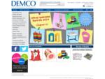 Demco - Fournitures, mobilier, aménagement pour bibliothèques
