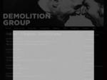 Demolition Group slovenska rock glasbena skupina
