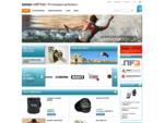 OXID Banglečių ir Kaitų parduotuvė | Internetinė vandens sporto ir vasaros prekių parduotuvė