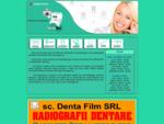 Site oficial de prezentare al Denta Film - cabinet stomatologic din Cluj-Napoca si radiologie dentar