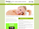 Dental Practice Auckland - Dentalworks service to smile about