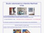 Dentista pediatrico infantile, ortodonzia e odontoiatria dei bambinii in Ivrea e Canavese, Torino,