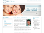 Dentista Siracusa - Via Francesco Mauceri, 2 - 96100 Siracusa - Tel. 0931 66674