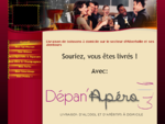 Accueil - Dépan' Apéro - Albertville