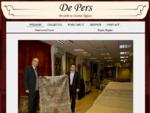 De Pers Tapijten, voor al uw Perzische Handgeknoopte Tapijten in Den Haag
