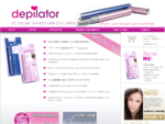 Epileren, ontharen en depileren | Depilator. nl