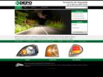 DEPO Auto Lamp Mexico | Iluminación de Vanguardia