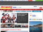 Derapate | Formula 1 e MotoGP