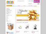 DESIGN SHOP děs běs – design best – Originální dárky, bytové doplňky a hračky