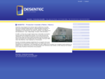 DESENTEC - Protection incendie Désenfumage Détection incendie à REIMS (51) Marne
