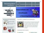 . DESENTUPIDORA DE BENFICA . DESENTUPIMENTOS | ESGOTOS | INUNDAÇÕES