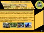 Desguaces de Camiones