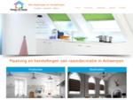 Design at home - Plaatsing en herstellingen van raamdecoratie in Antwerpen