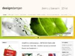 Design Damjan d. o. o. Grafično oblikovanje, digitalni tisk, okvirjanje