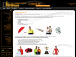 Design IMPORTance- stock service custom made clothing, headwear, bags, promotional products spo